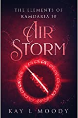 Air Storm (The Elements of Kamdaria) Kindle Edition