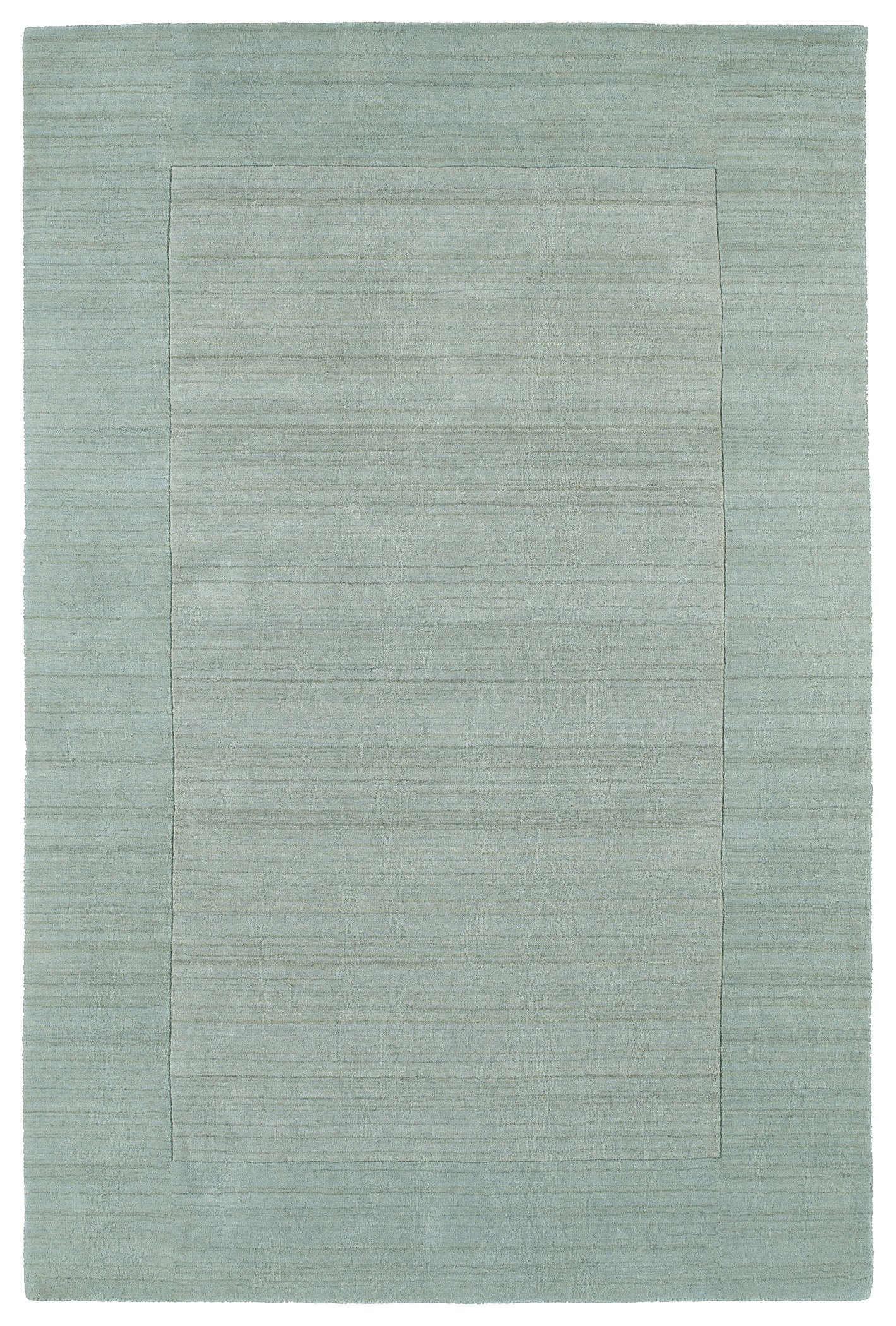 Kaleen 7000-56-9613 Regency Collection Hand Tufted Rug, 9'6'' x 13', Spa
