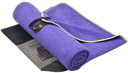 43 opinioni per Sunland asciugamani microfibra ultra compatto super assorbente asciugamani