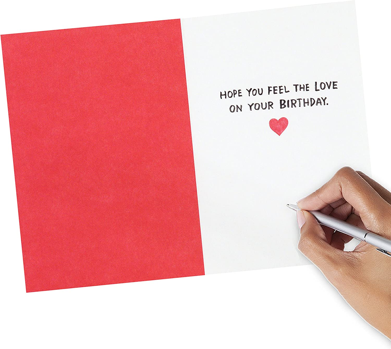 Geburtstagskarte 2 personen