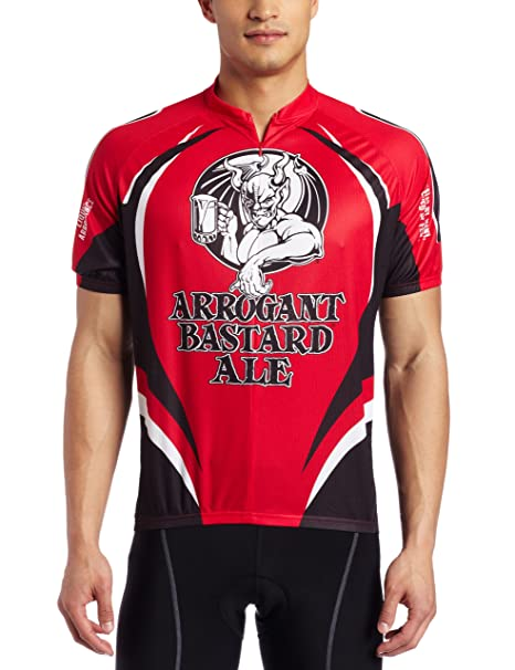 e0fff65a5 Image Unavailable. Image not available for. Color  Canari Cyclewear Men s  Arrogant Bastard Jersey ...