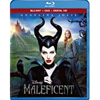 Maleficent DVD & Digital Copy Included on Blu-ray