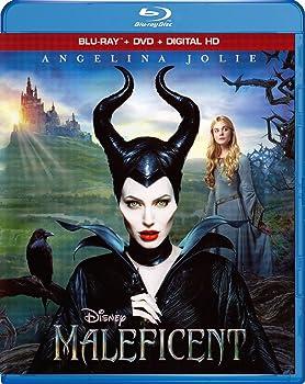 Maleficent DVD & Digital Copy Included on Blu-ray