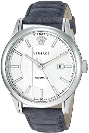 bab29206cf Versace Mens Aiakos Automatic Watch