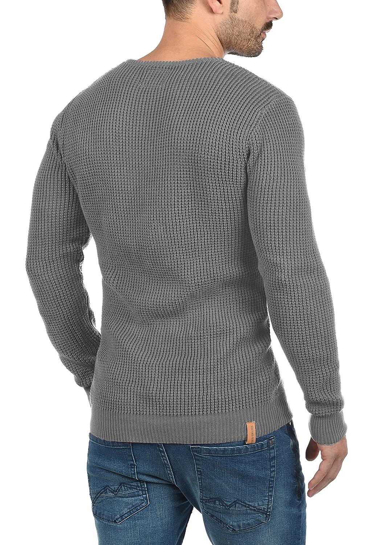 REDEFINED REBEL Maxwell - Pull - Homme: Amazon.fr: Vêtements et accessoires