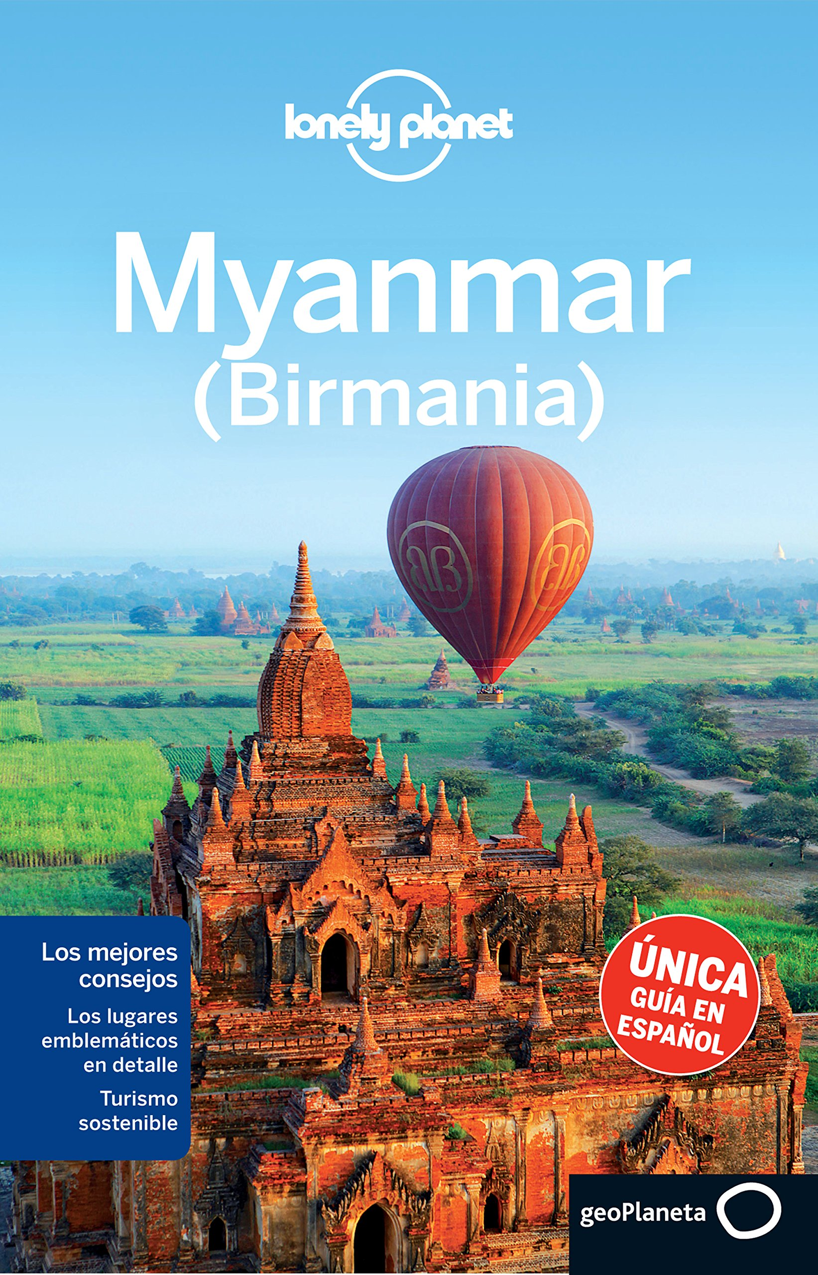 Myanmar 3: 1 Guías de País Lonely Planet Idioma Inglés: Amazon.es: Richmond, Simon, Elliott, Mark, Ray, Nick, Bush, Austin, Eimer, David, Alda Delgado, Enrique, Delgado Castro, Alberto: Libros