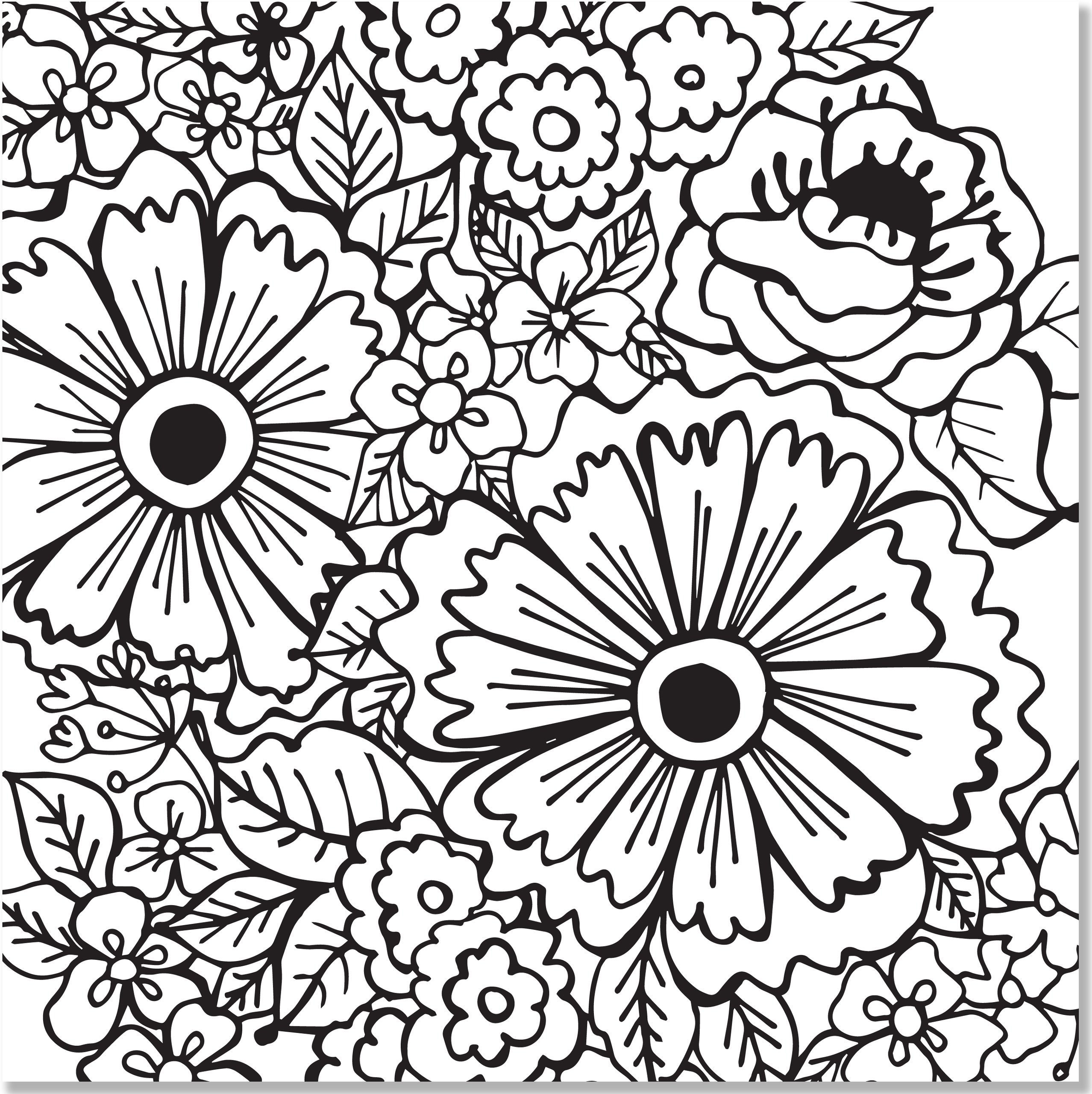 Amazon.com: Joyful Designs Adult Coloring Book (31 stress ...