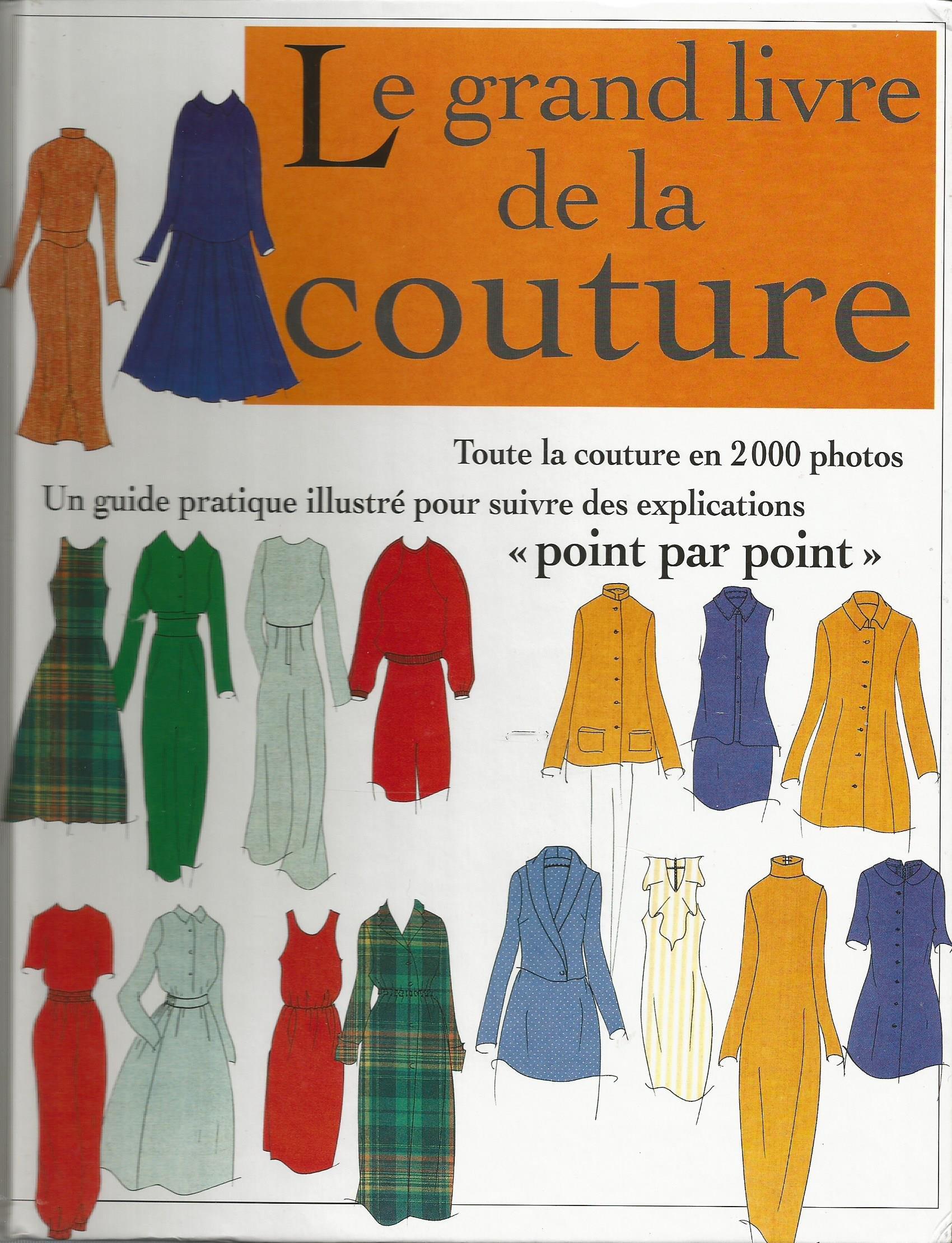 Häufig Amazon.fr - Le Grand livre de la couture - - Livres HD46