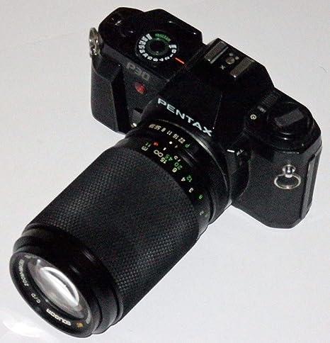 Tecnología de fotografía de LLL Pentax P30 – Cámara réflex + Lente ...