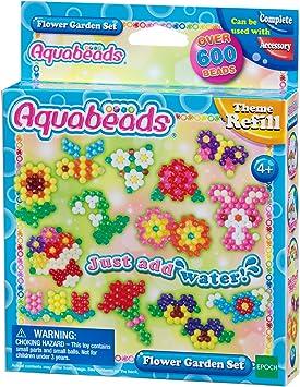 Aquabeads - 31088 - Set flores de Jardín: Amazon.es: Juguetes y juegos