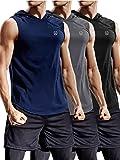 Neleus Men's Workout Athletic Shirts