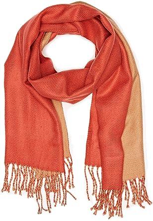297f22b1ac1 United Colors of Benetton - Scarf - Echarpe - Femme - Beige (Beige Orange