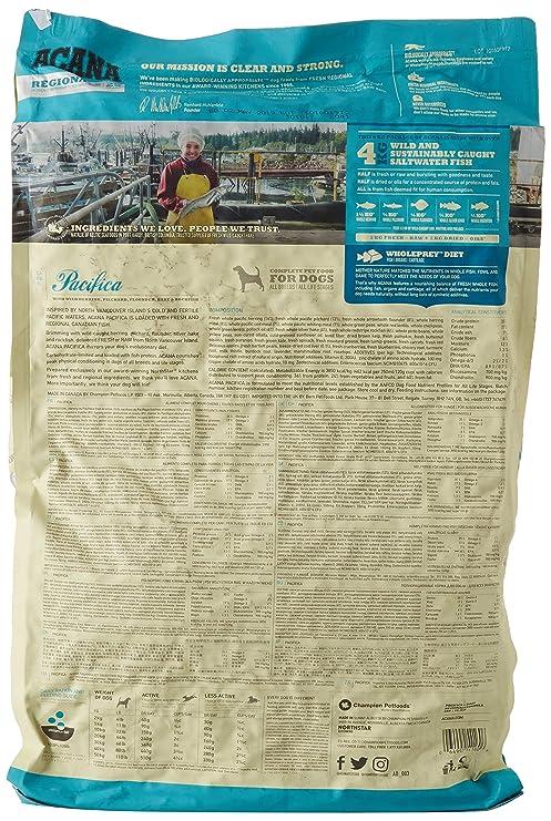 ACANA Pacifica Comida para Perro 2 KG 1 Saco: Amazon.es: Productos para mascotas