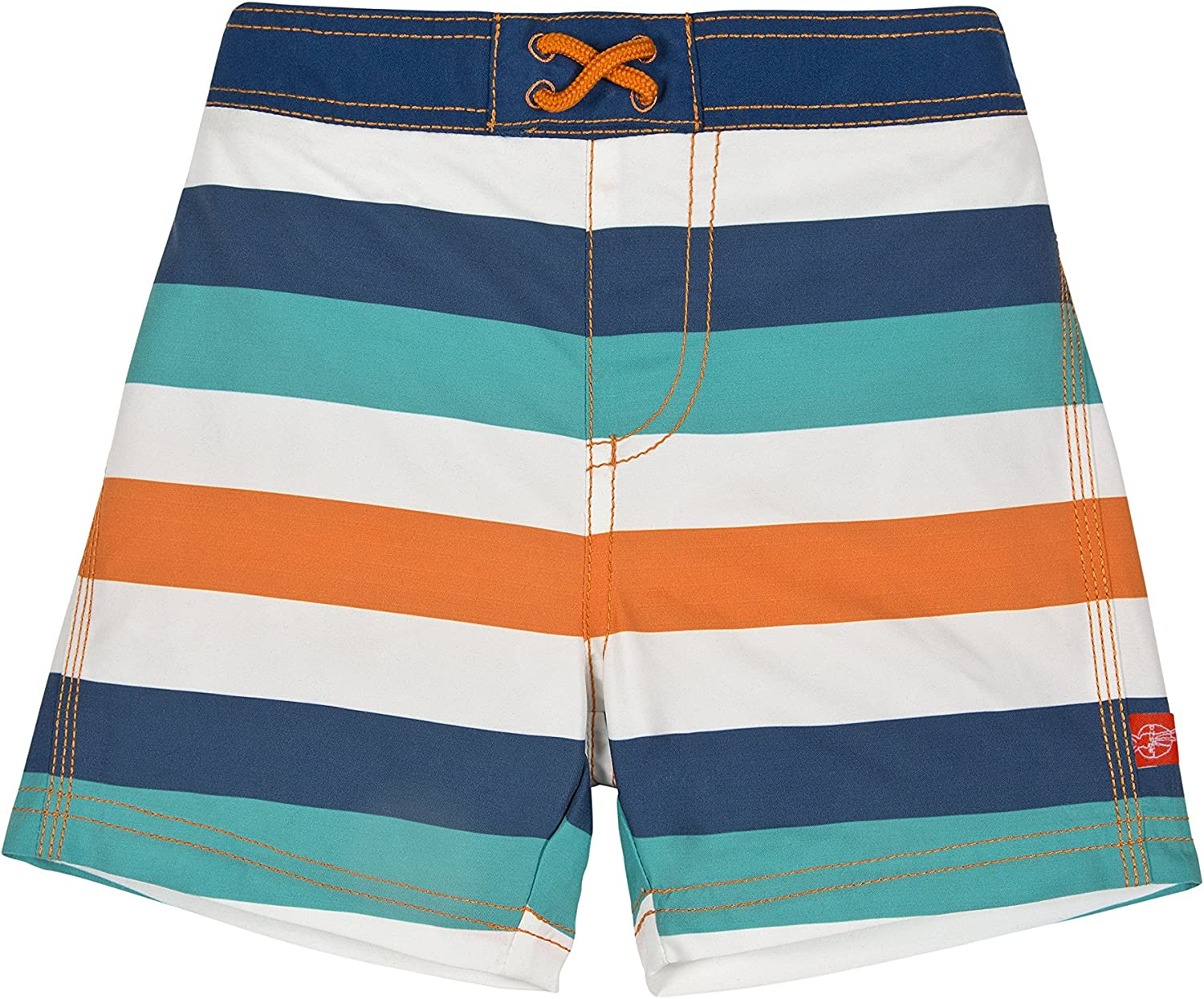blue whale Lassig Splash and Fun Baby Board Shorts boys UV-protection 50+ S//6 Months