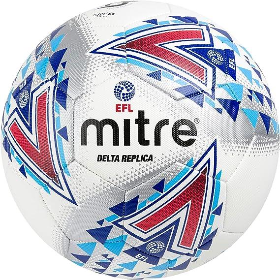 Mitre EFL Delta Ballon de Football Mixte