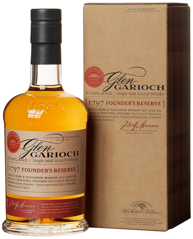 Glen Garioch 1797 Founder\'s Reserve Highland Single Malt Whisky (1 x ...
