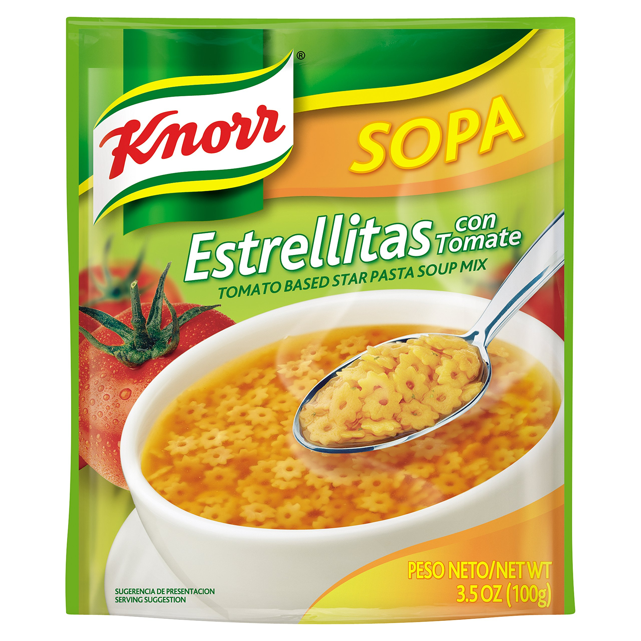 knorr sopa pasta soup mix pasta tomato 3 5. Black Bedroom Furniture Sets. Home Design Ideas