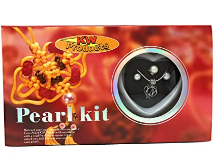 d9ef60fb15 Amazon.com  KW Products - Love Wish Pearl Kit - Harvest Your Own ...