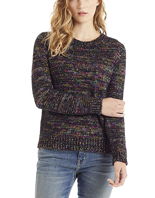 outlet fdfc8 8dc89 Invisible World Maglione Donna 100% Alpaca Girocollo: Amazon ...