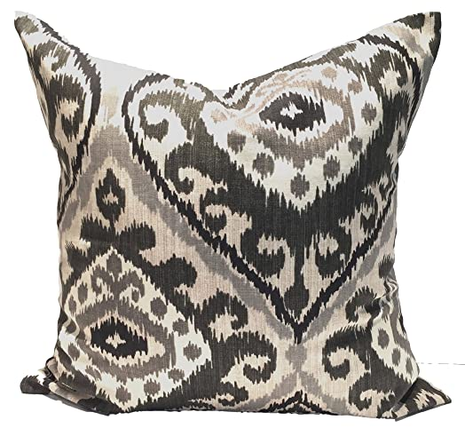 Amazon Black Pillow Cover Throw Pillow Cover Black Tan Pillow Best Black And Beige Decorative Pillows
