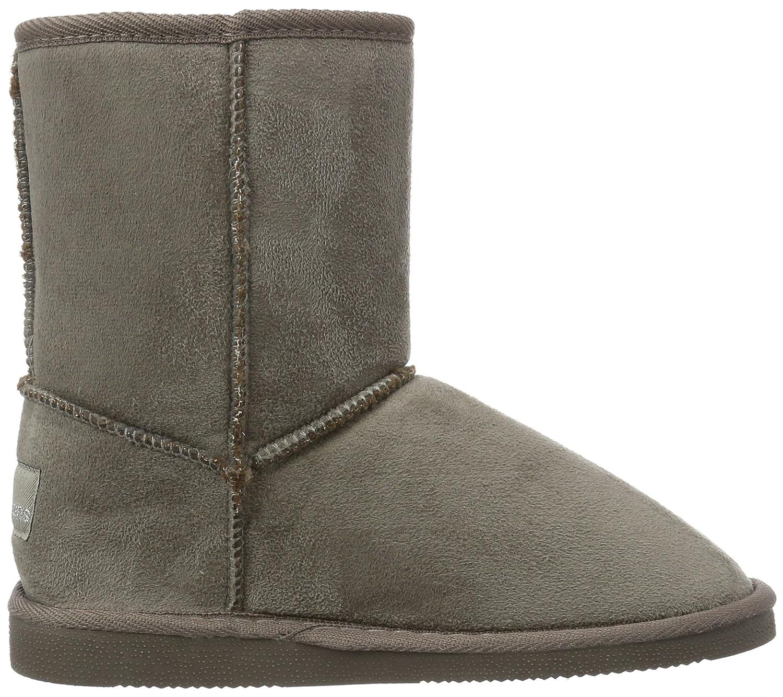 Canadians Boots, Botines para Mujer, Marrón-Braun (430 Taupe), 39 UE