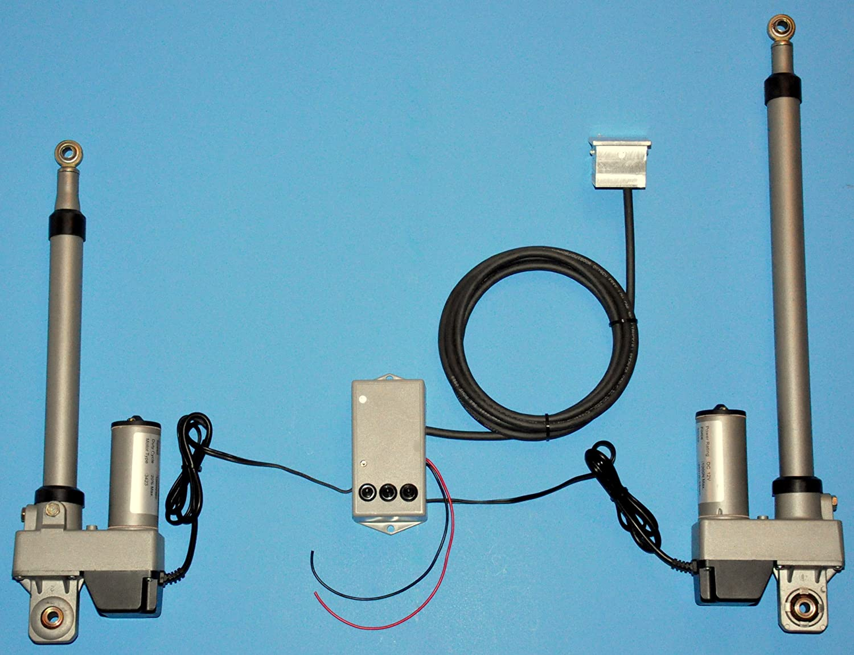 Amazon com : SunTura Solar Tracker Kit : Solar Panels
