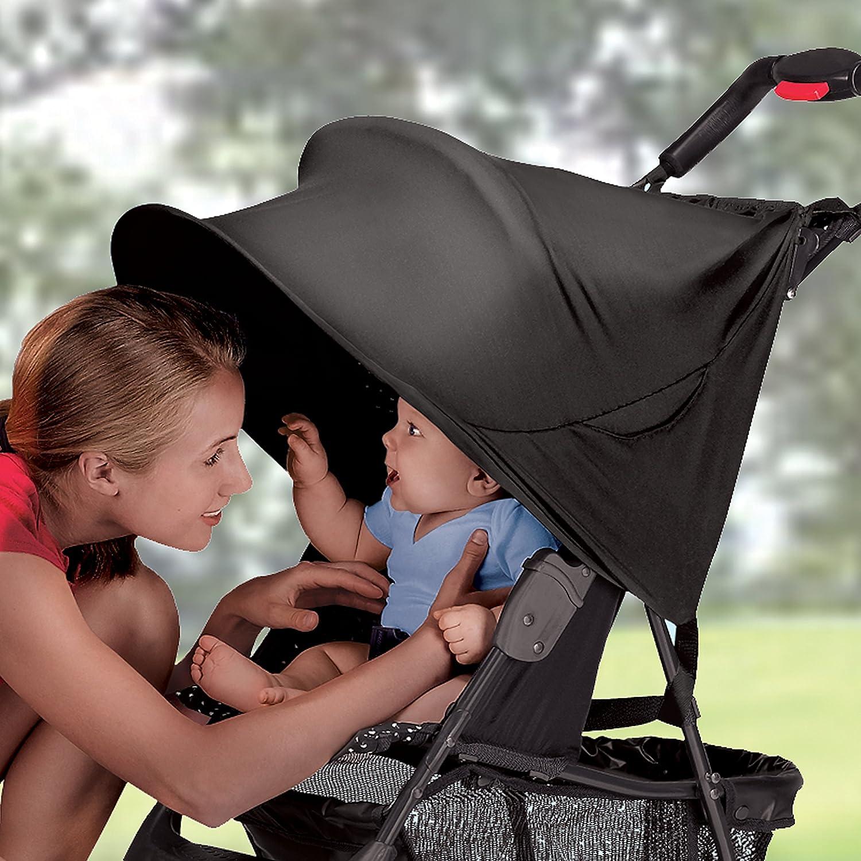 Summer Infant 77734  Rayshade Sonnenschutz und Regendach schwarz