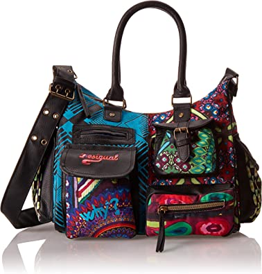 Desigual Bols London Medium Estambul, Sac bandoulière