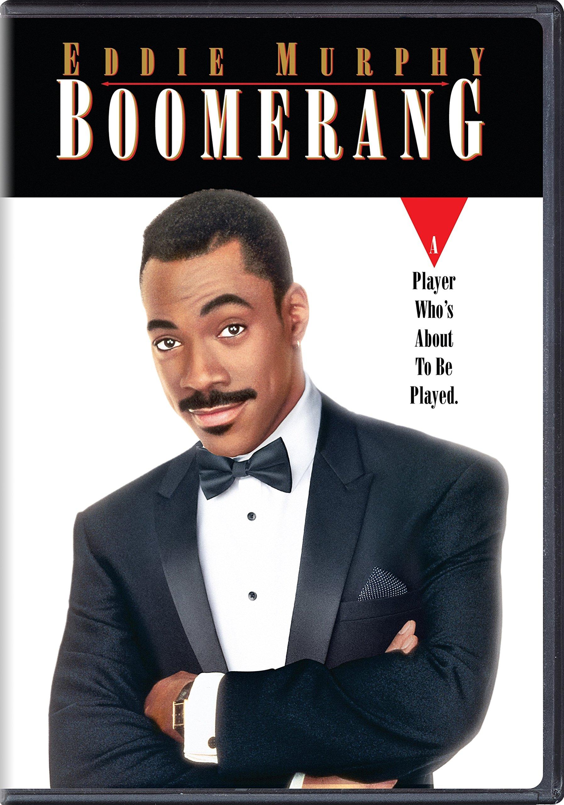 DVD : Boomerang (Widescreen, Amaray Case, Dolby, AC-3, Dubbed)