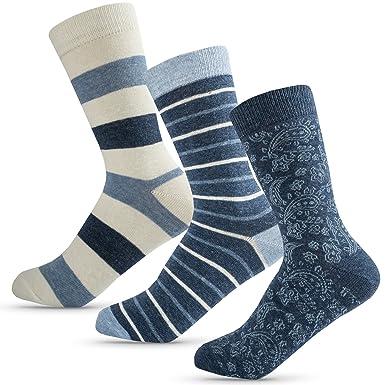 3 Paar Bambus Damen Socken ohne Gummi extra weicher Bund weiß Größen 35 bis 42