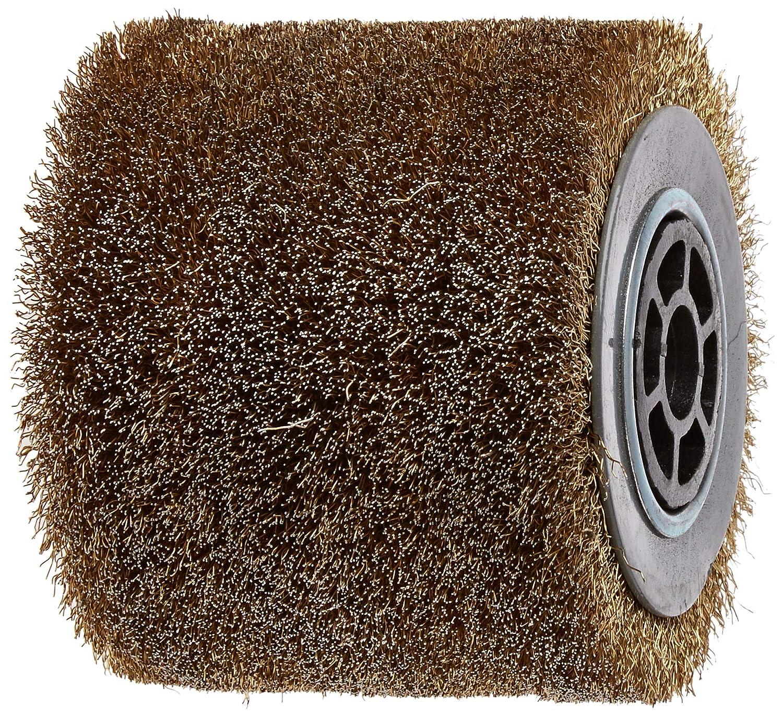 Fartools 110874 - Brocha con hilo de metal, 120 mm de diámetro, color negro
