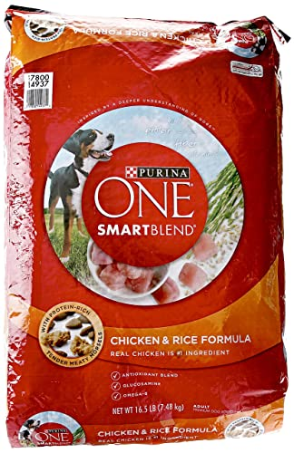 Purina O.N.E. Dog Food, Smart Balance Chicken Rice Formula , 16.5 lbs