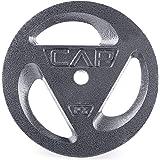 """CAP Barbell 25 Lb Standard 1"""" Grip Plate"""
