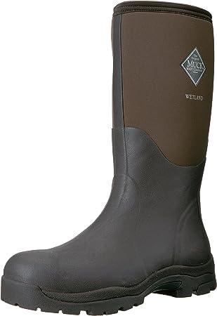 Amazon.com: Muck Boots Wetland Rubber