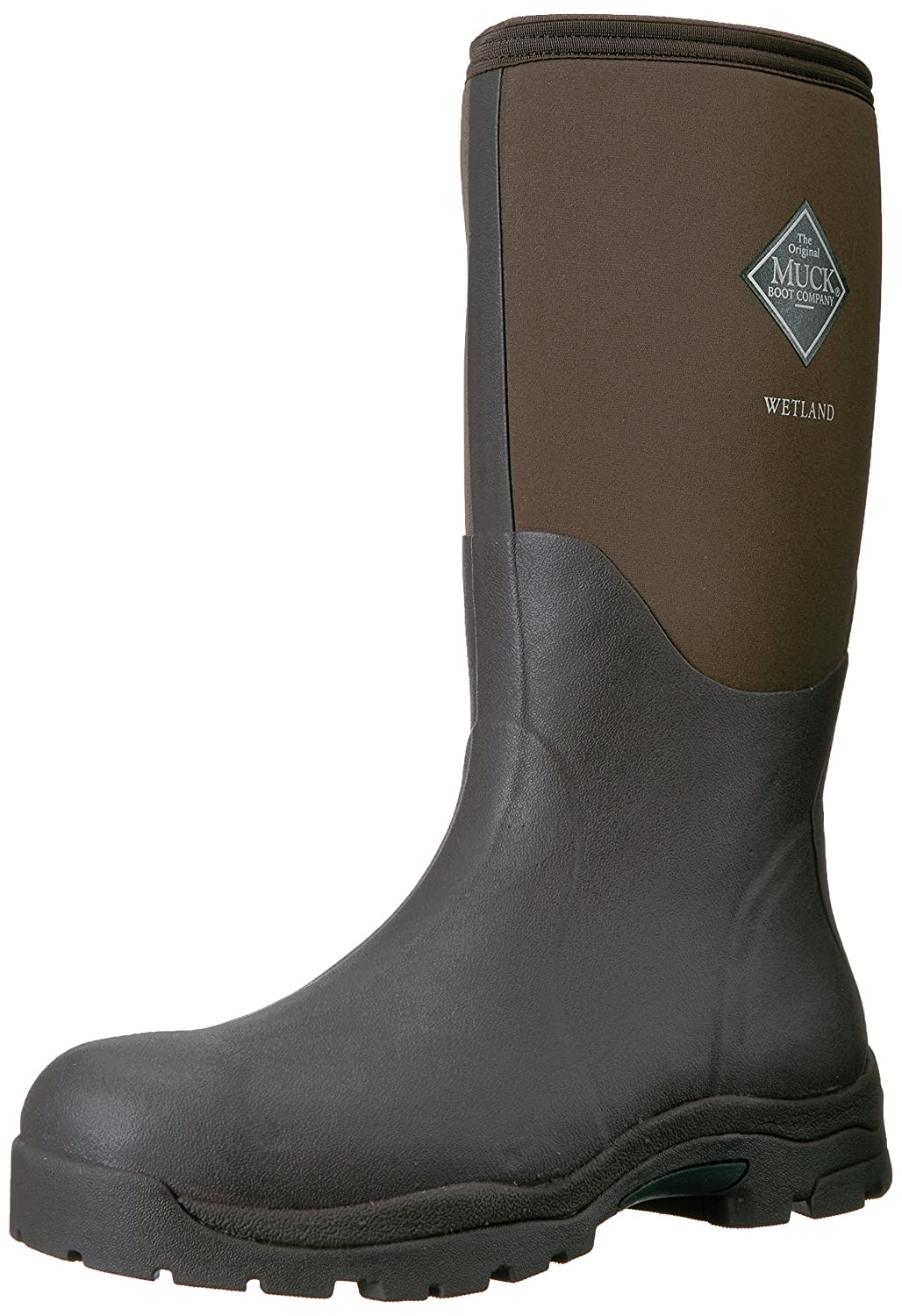 Muck Boot Womens Wetland Boot B0083IA7RC 9|Bark