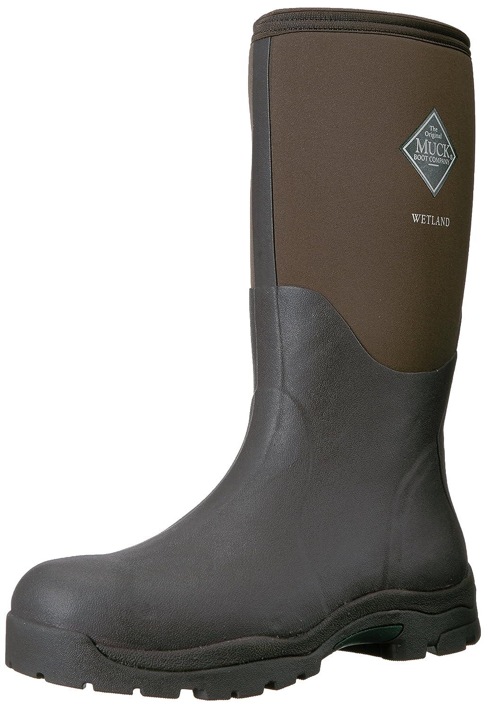 Muck Boot Womens Wetland Boot B0083IA8MQ 6|Bark