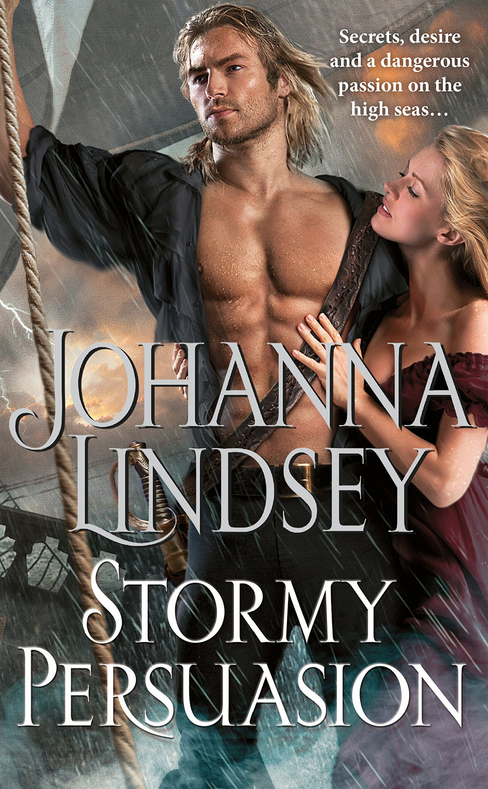 Stormy Persuasion Johanna Lindsey product image