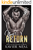 King's Return (Camelot Misfits MC Book 1)