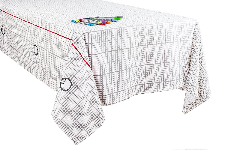 mantel de algodón para personalizar