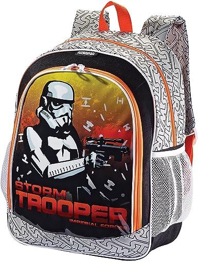 Backpack,Star War Storm-trooper Backpack,Official Licensed,School Bag.