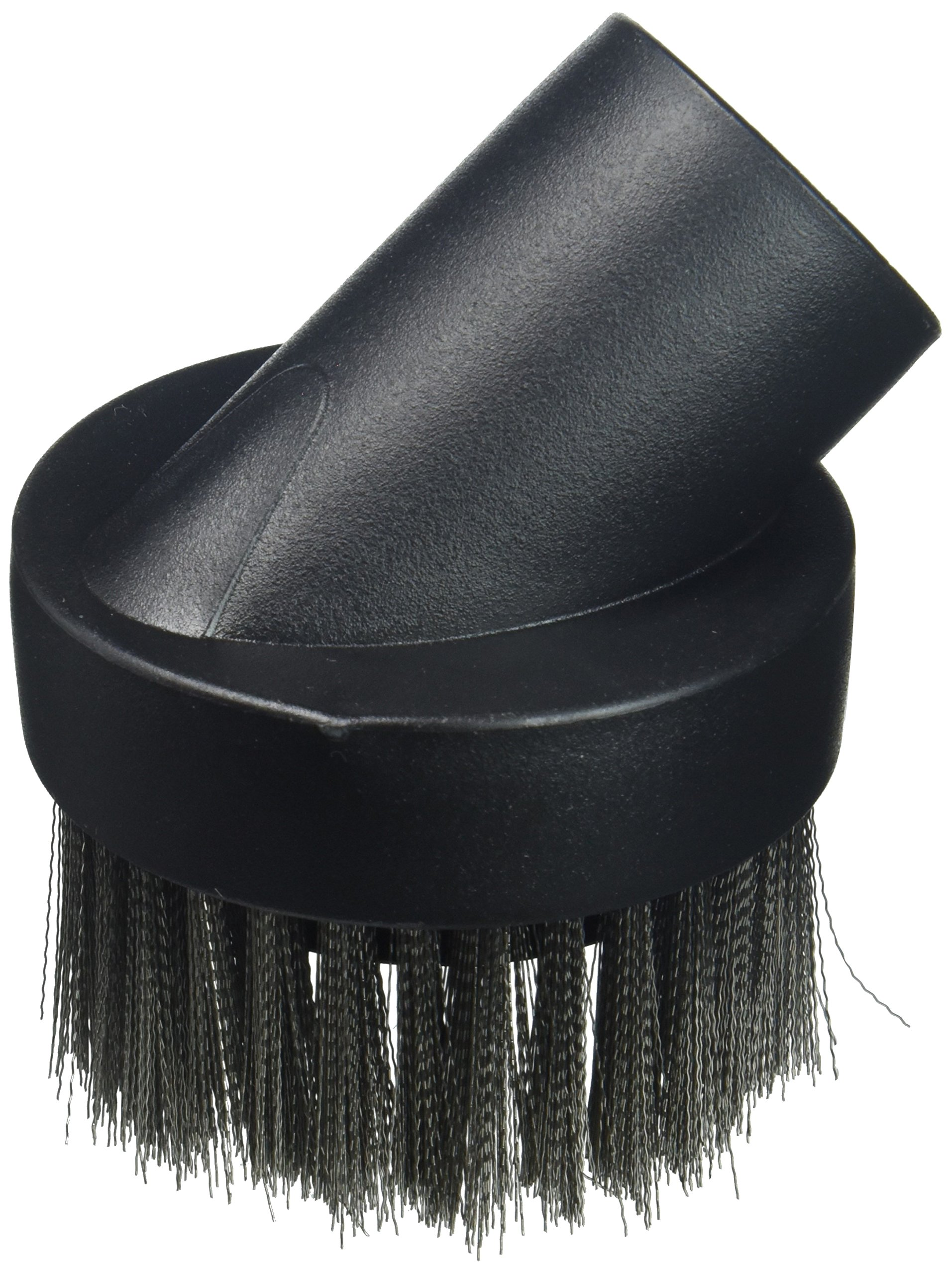 Dustless Technologies 14113 Ash Vacuum Wire Brush Cleaning Tool Round