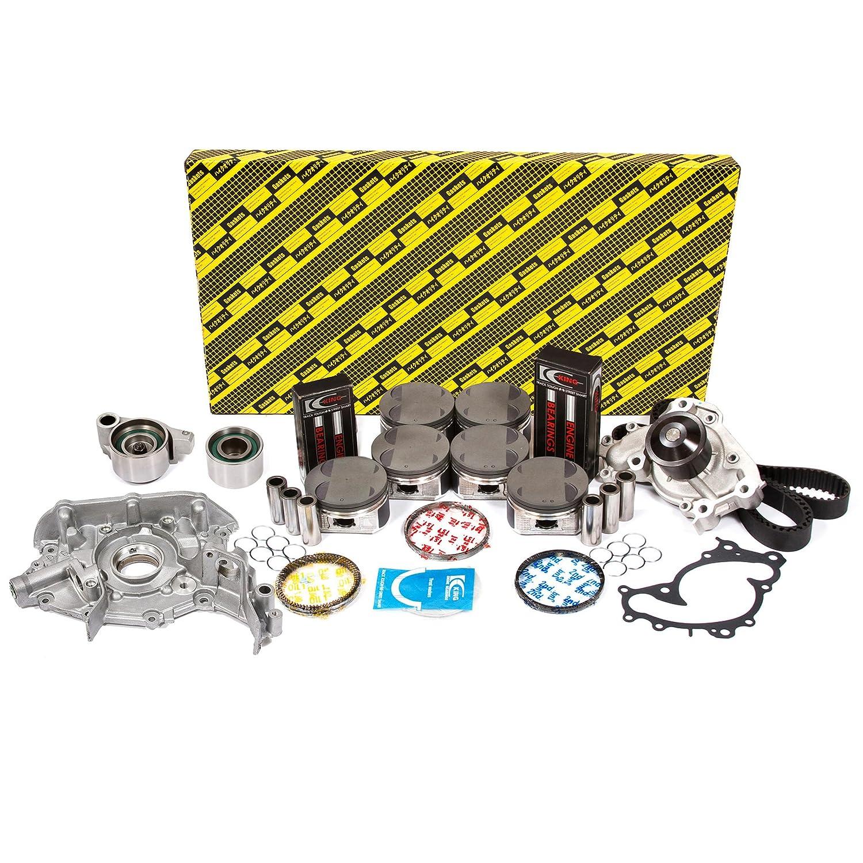 Evergreen OK2044//2//0//0 99-04 Lexus Toyota 3.0L V6 DOHC 24V 1MZFE Enigne Rebuild Kit
