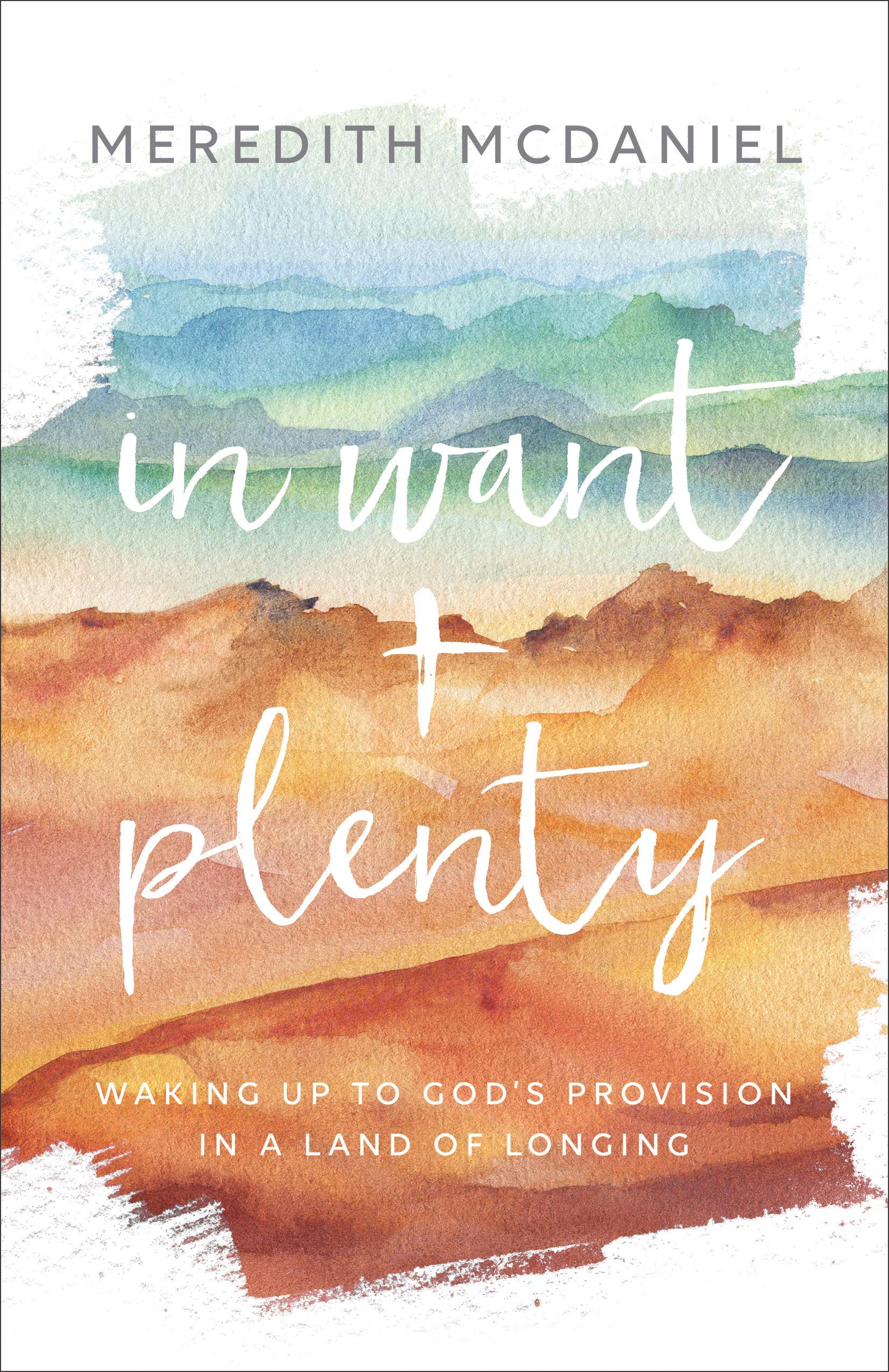 In Want + Plenty: Waking Up to God's Provision in a Land of