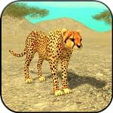 Wild Cheetah Sim 3D