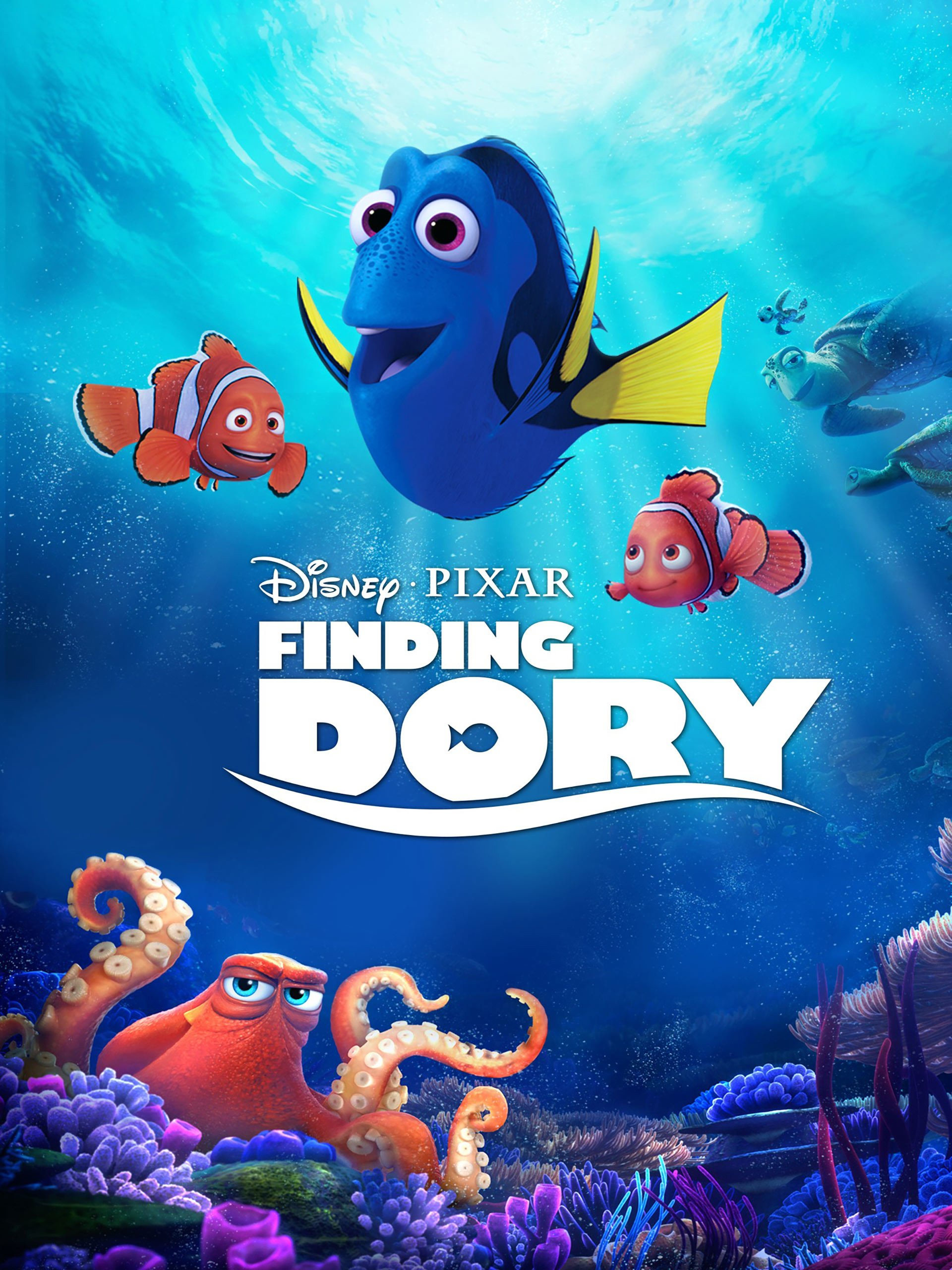Finding Dory (Theatrical Version) by