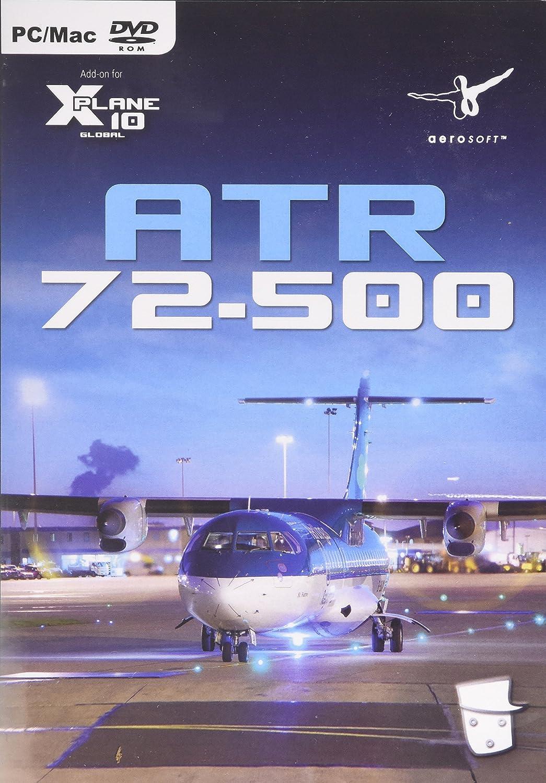 ATR 72-500 for X-Plane 10 (PC DVD): Amazon co uk: PC & Video Games
