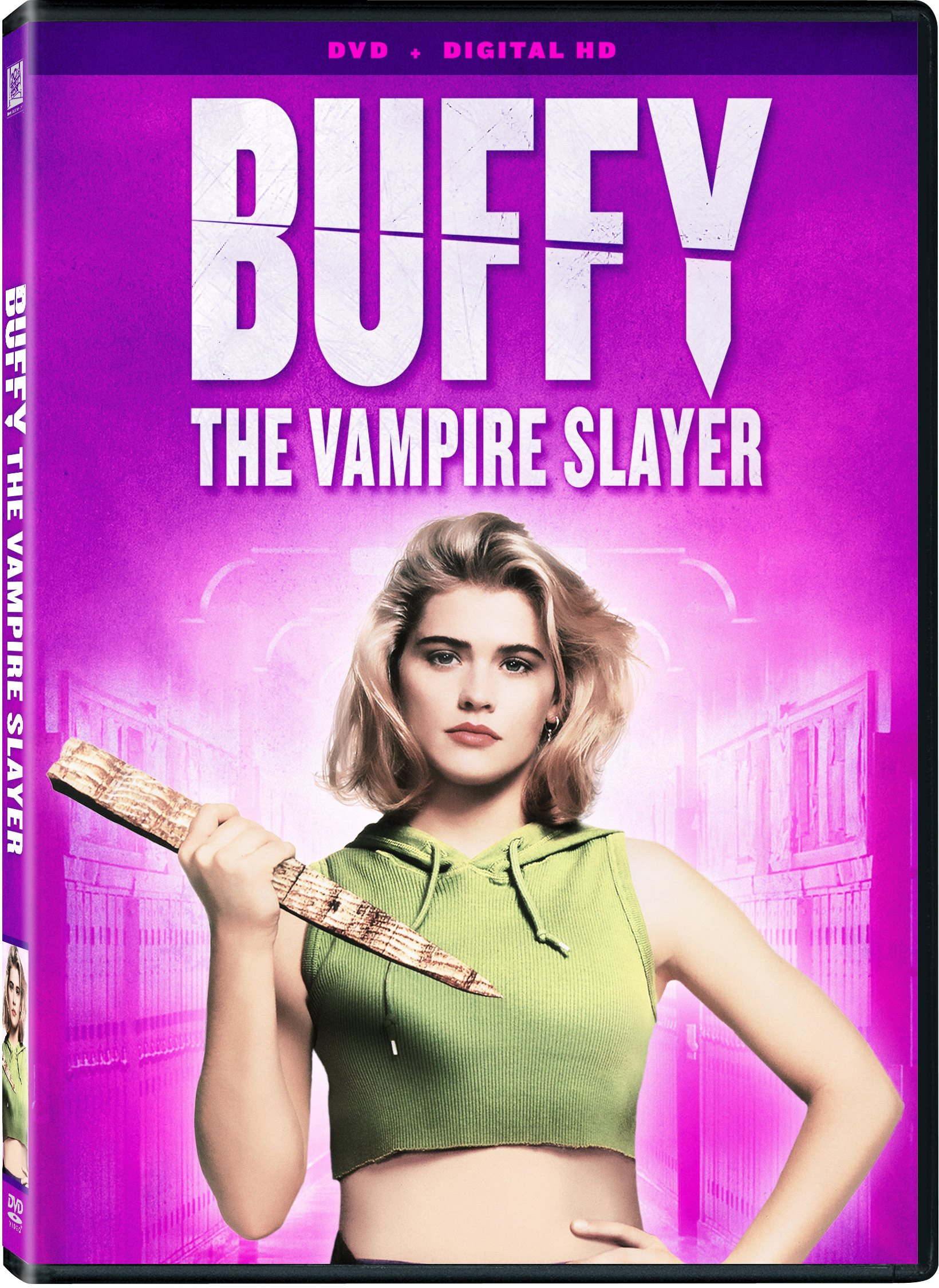 DVD : Buffy the Vampire Slayer (25th Anniversary) (Anniversary Edition, Widescreen, , Dubbed, Dolby)