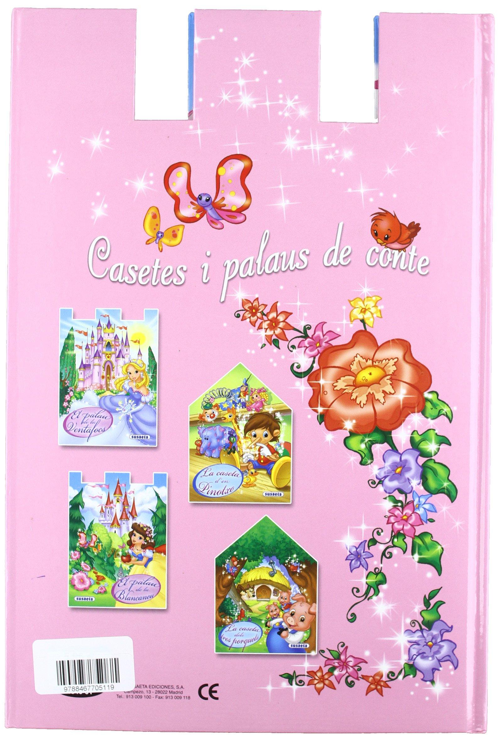 El palau de la Blancaneus: Mònica Abad Falguera: 9788467705119: Amazon.com: Books