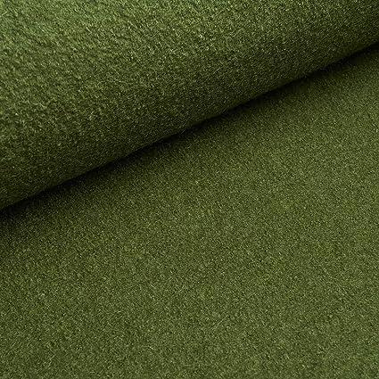 boiled wool // loden 100/% virgin wool FAVORIT Walkloden by the metre