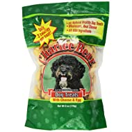 Charlee Bear Dog Treat with Cheese & Egg